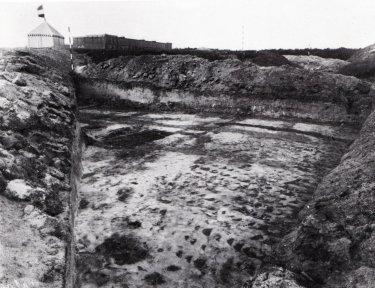 Holwerda's opgravingen op Ockenburg