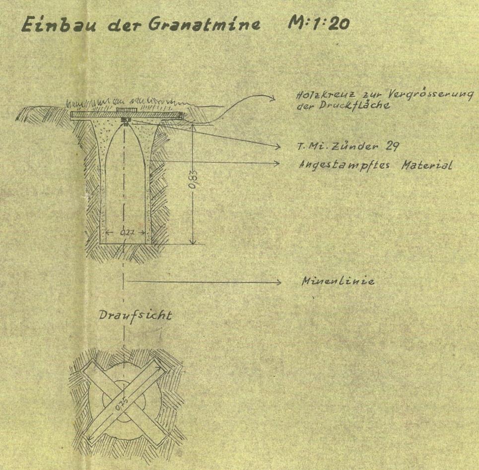 Granatmine