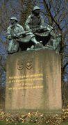 Monument Grenadiers & Jagers te Den Haag